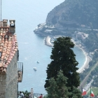 View to Eze-sur-mer