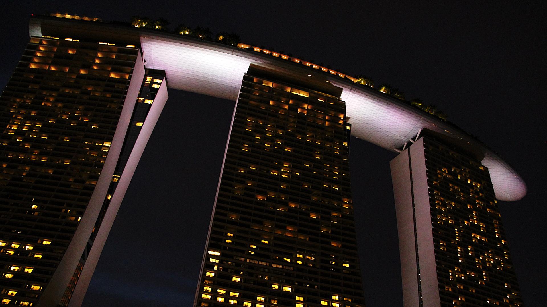 Marina Bay Sands desktop wallpaper – ojdo