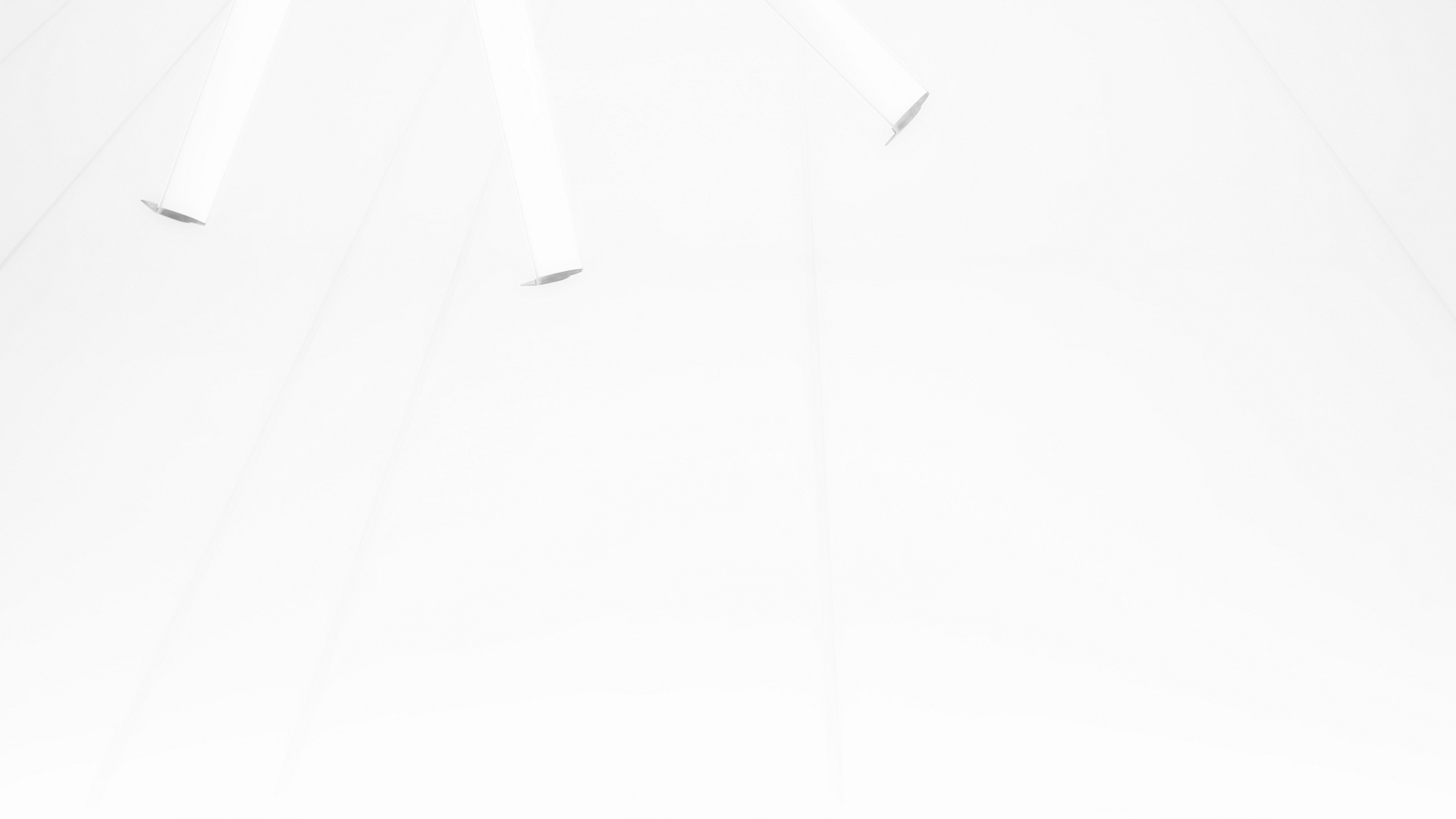 Minimal white desktop wallpapers - ojdo