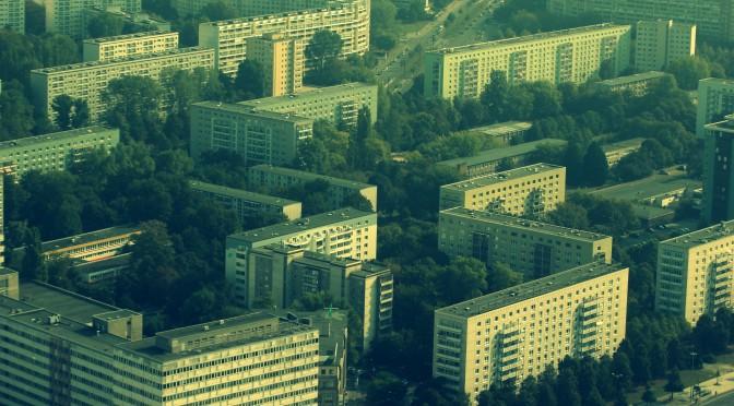 Wallpapers of Berlin morning mist