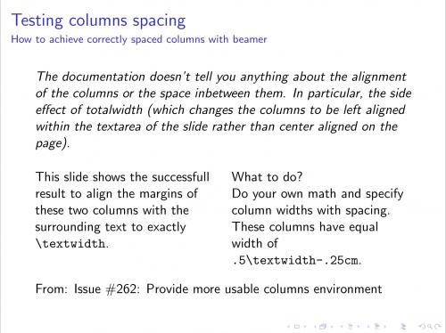 beamer-columns-to-textwidth
