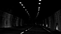 black-road-tunnel