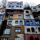 Hundertwasser's house