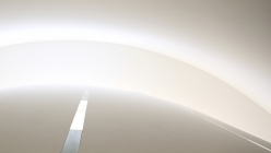 pinakothek-white-circular-roof-blurred