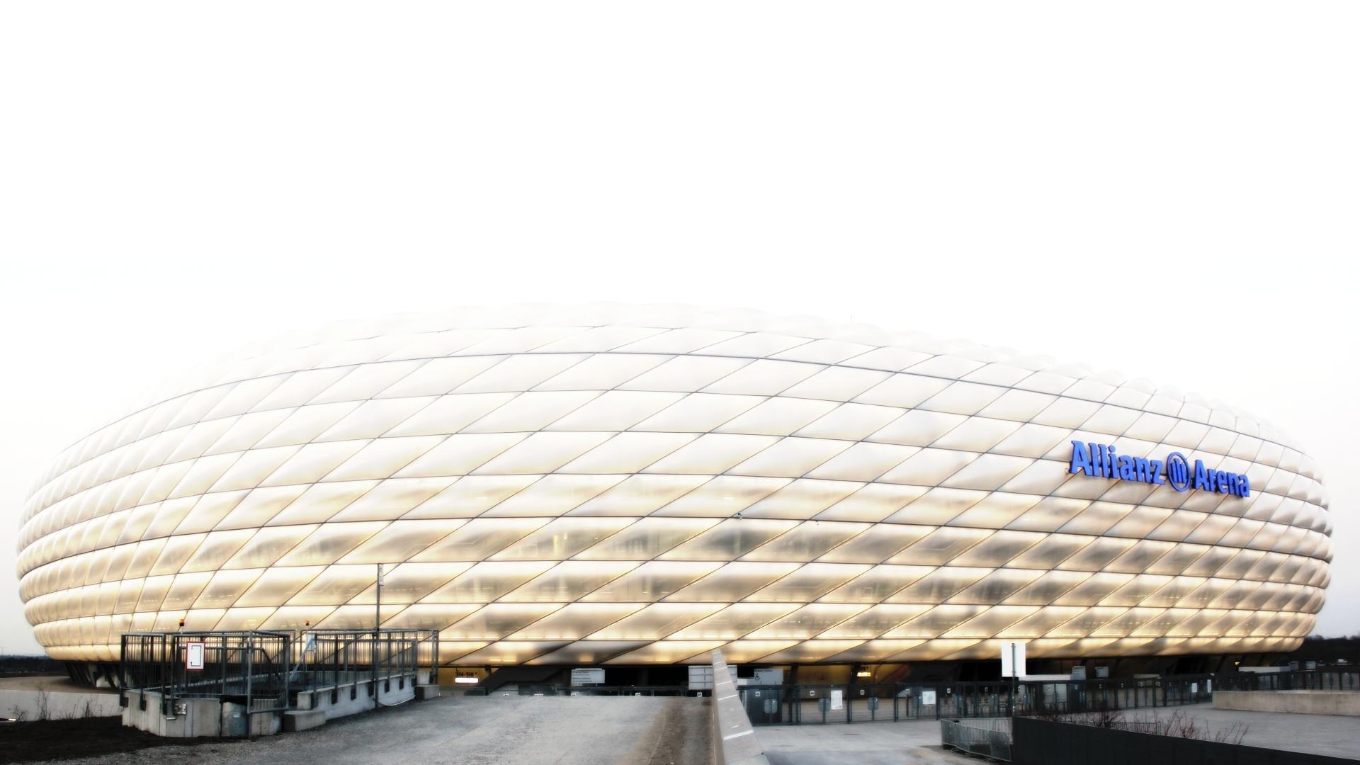 Арена allianz arena на телефон
