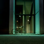 Bicycle + museum
