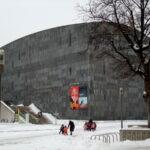 MUMOK (museum for modern art)