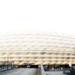 White Allianz Arena