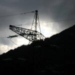 power-pole-outline