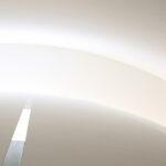 pinakothek-white-circular-roof-blurred