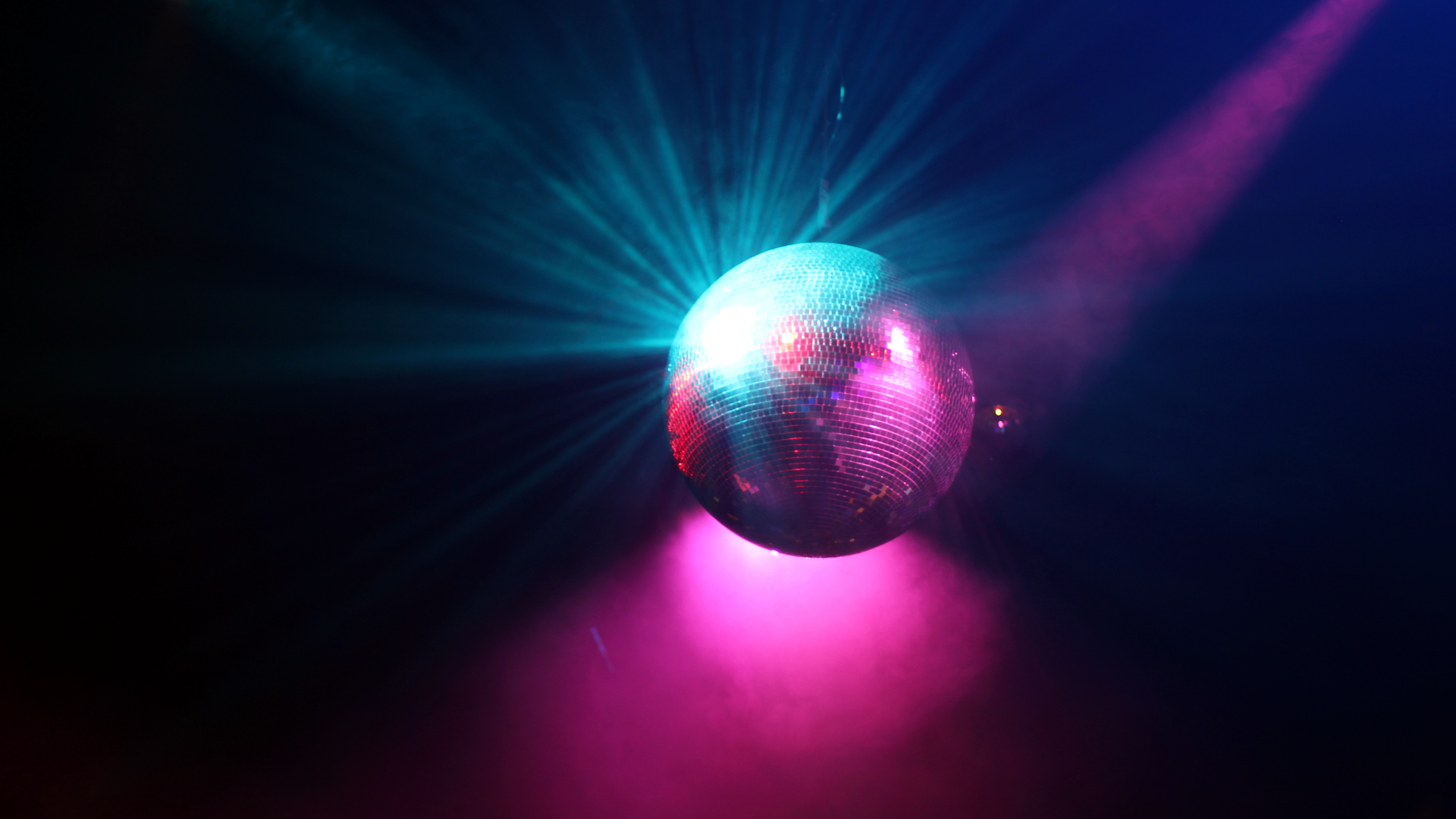Blue Light Ball Room Cville